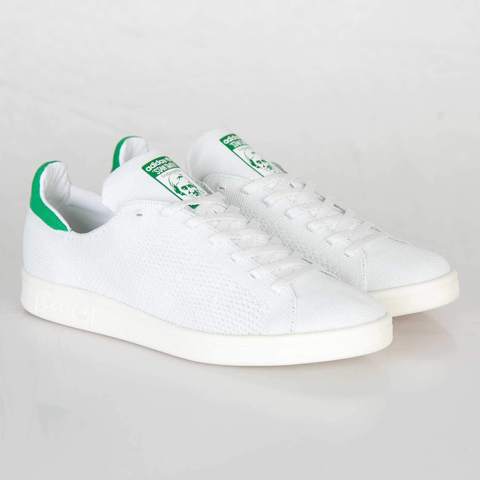 adidas stan smith primeknit m21960 sneakersnstuff scarpe