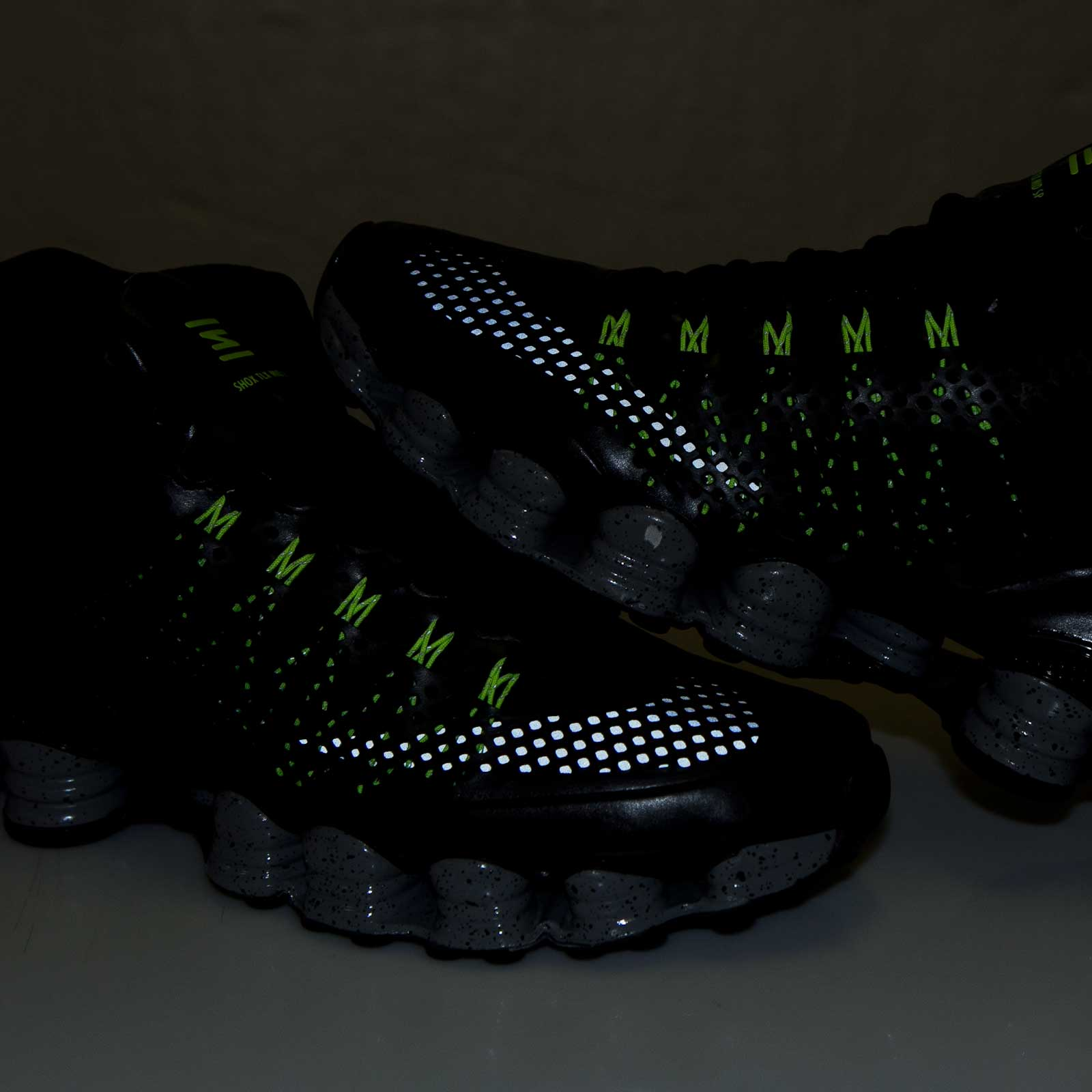 uk availability ada14 83ccc Nike Shox TLX Mid SP - 677737-007 - Sneakersnstuff ...