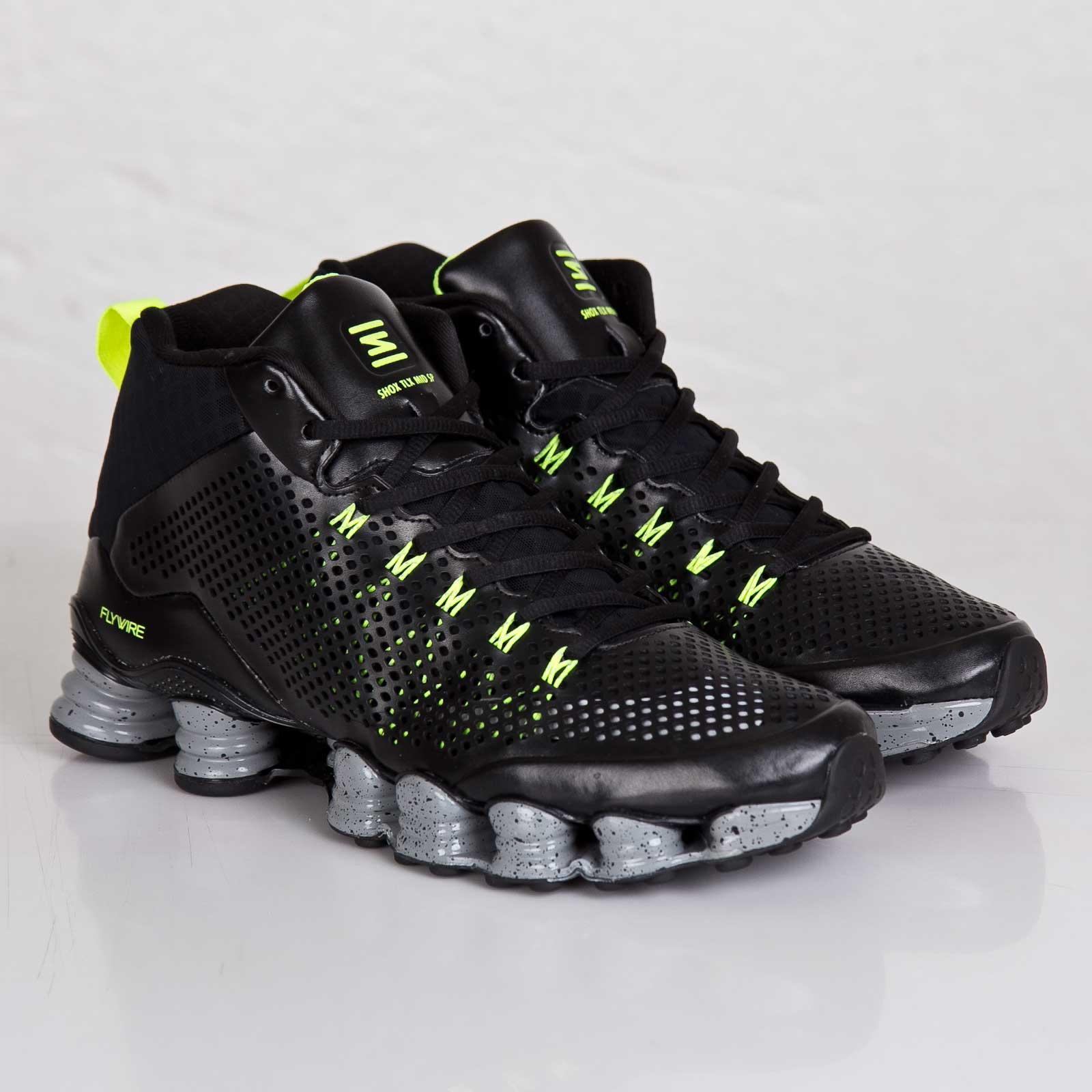 uk availability da993 580fa Nike Shox TLX Mid SP - 677737-007 - Sneakersnstuff ...
