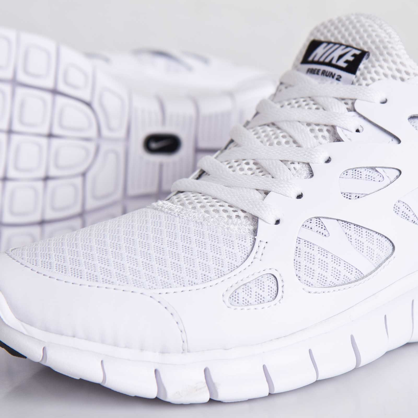 Nike Free Run 2 shoes white