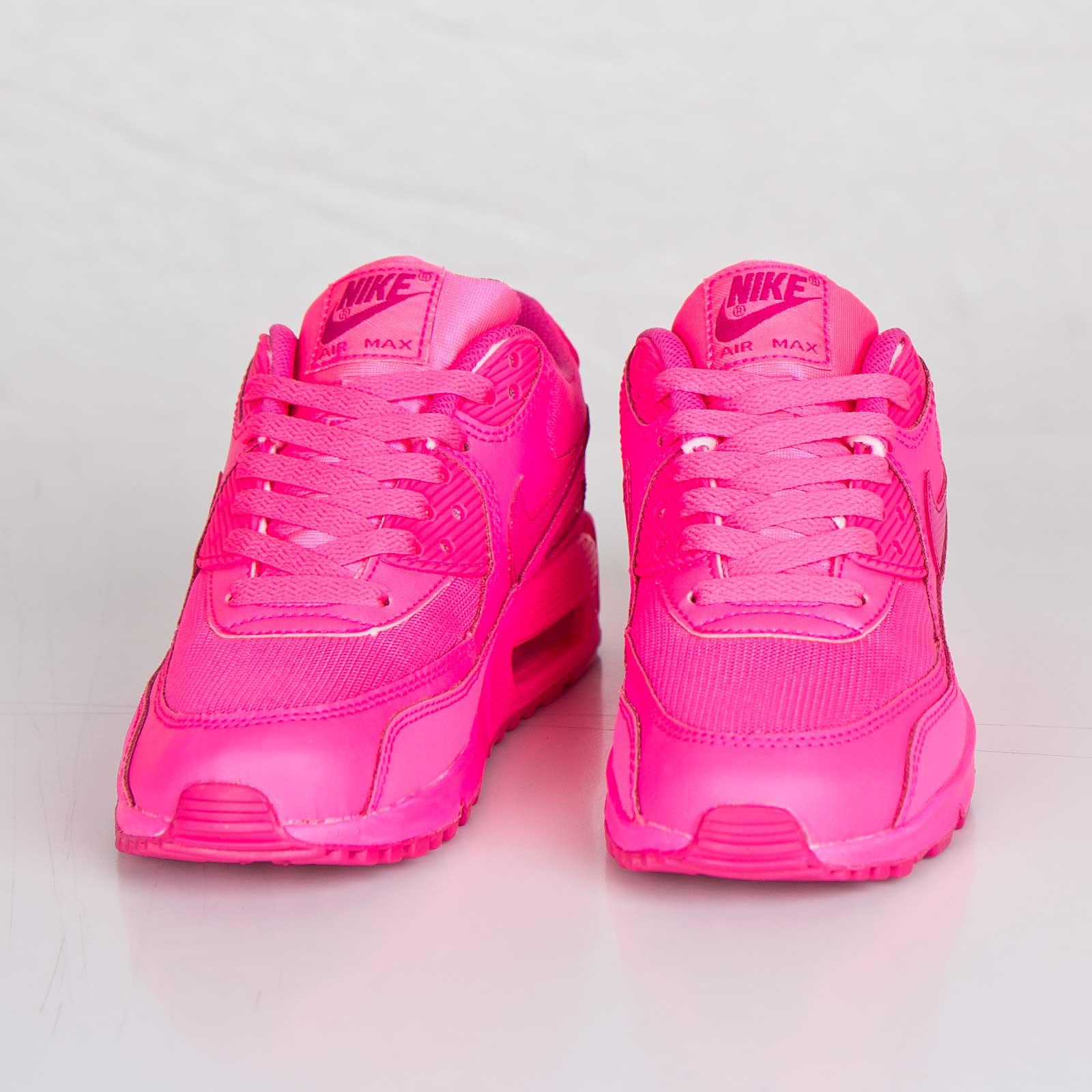 Il più economico Nike Air Max 90 2007 (Gs) Hyper Pink Vivid