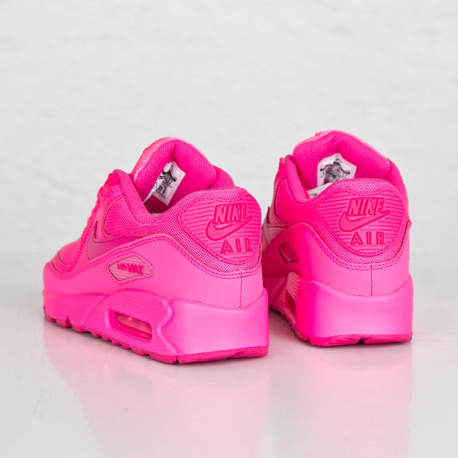 timeless design b392f 5c38f ... hyper pink pow white youths womens shoes 8113d 16c7e  usa nike air max  90 2007 gs 76875 4f4ee