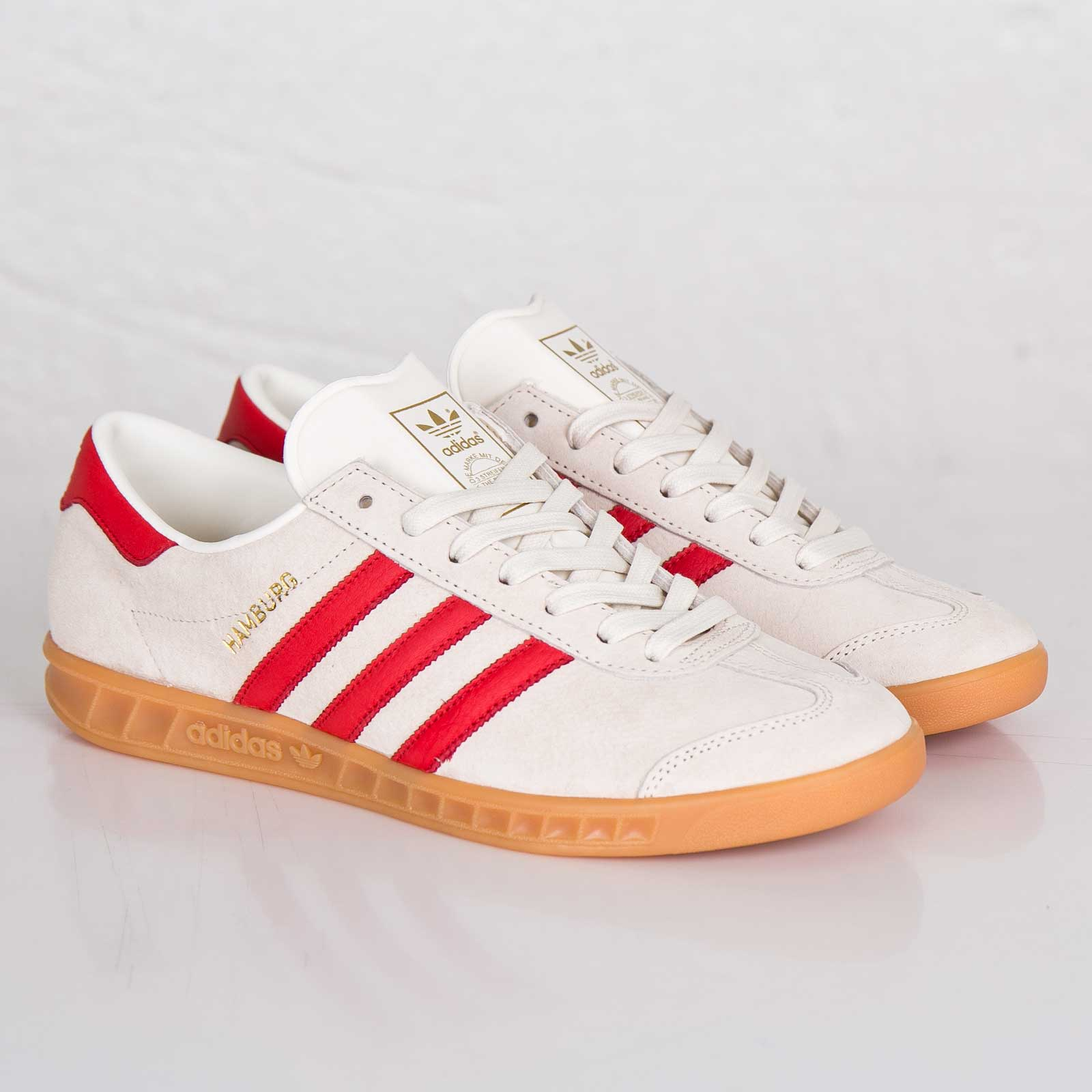 adidas Hamburg - M17870 - SNS   sneakers & streetwear online since ...