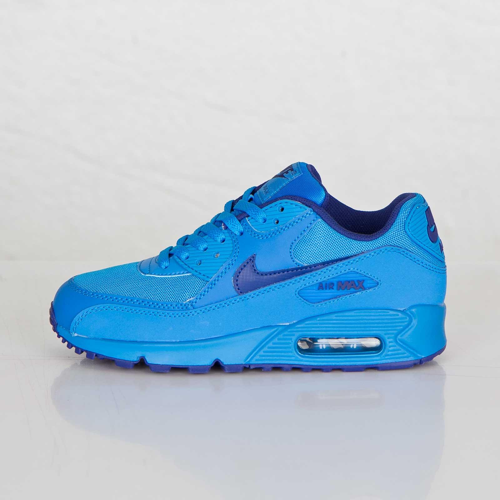 Nike Air Max 90 (GS) - 307793-408 - SNS | sneakers & streetwear ...