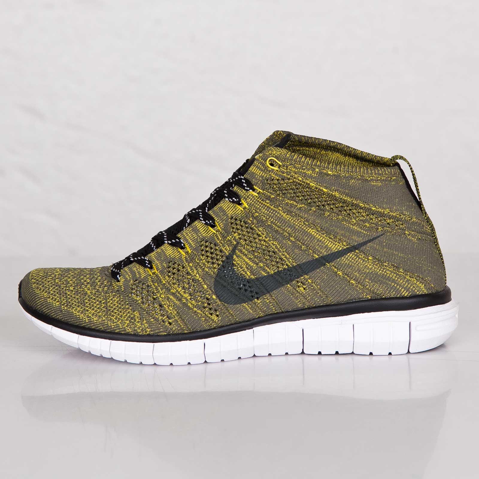 new concept 7d762 6dbde Nike Free Flyknit Chukka - 639700-300 - Sneakersnstuff   sneakers    streetwear online since 1999