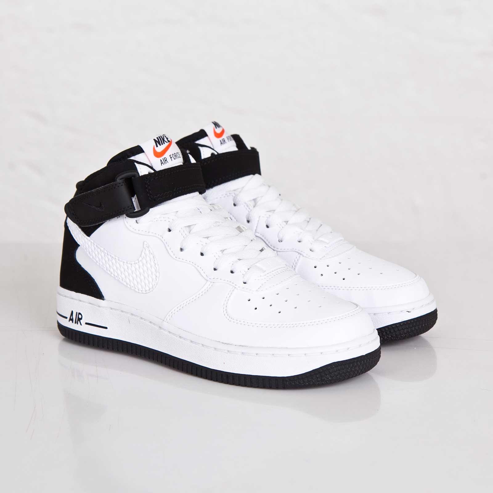 Nike Air Force 1 Mid (GS) 314195 110 Scarpe da  Ginnasticanstuff   scarpe da ginnastica   da f30f3d