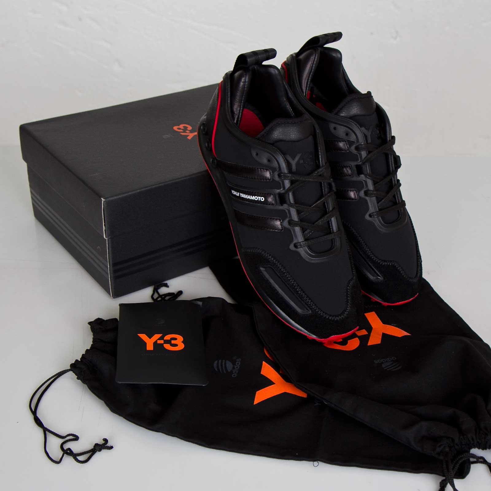 f104c4558f039 adidas Y-3 Tokio Trainer - M25717 - Sneakersnstuff