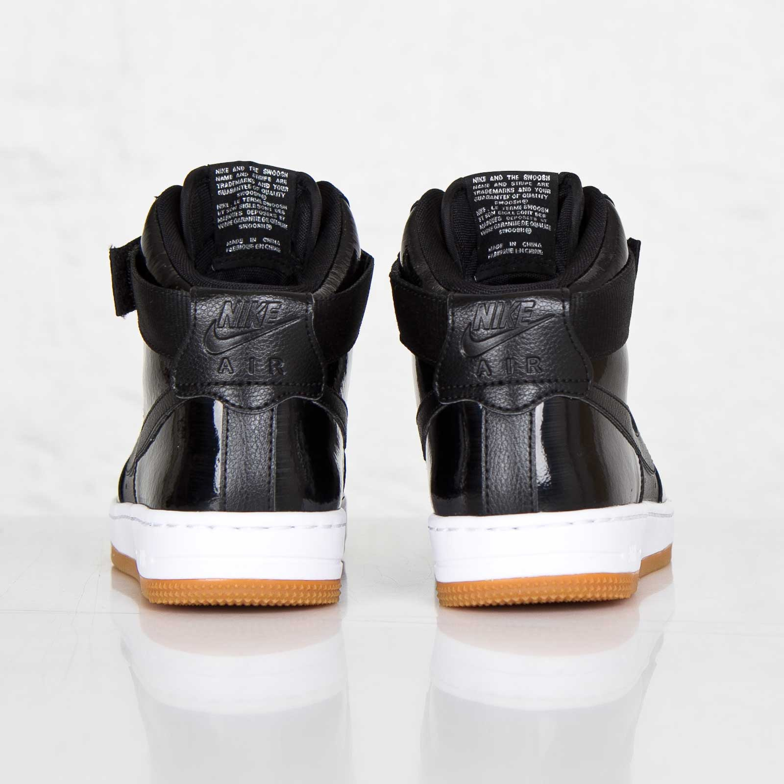 Nike Wmns Air Force 1 Ultra Force Mid 654851 001 Sneakersnstuff
