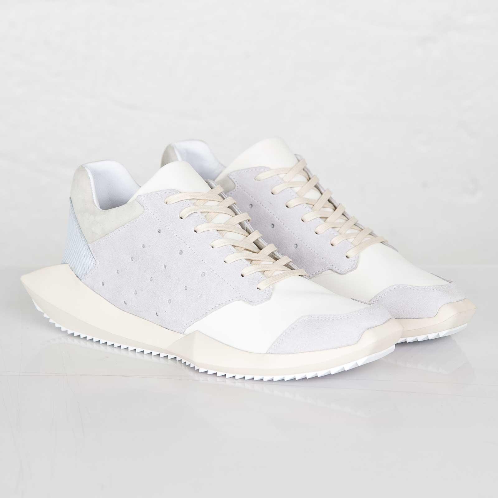 hot sale online 2d70d dd31f adidas Rick Owens Tech Runner - B35085 - Sneakersnstuff ...