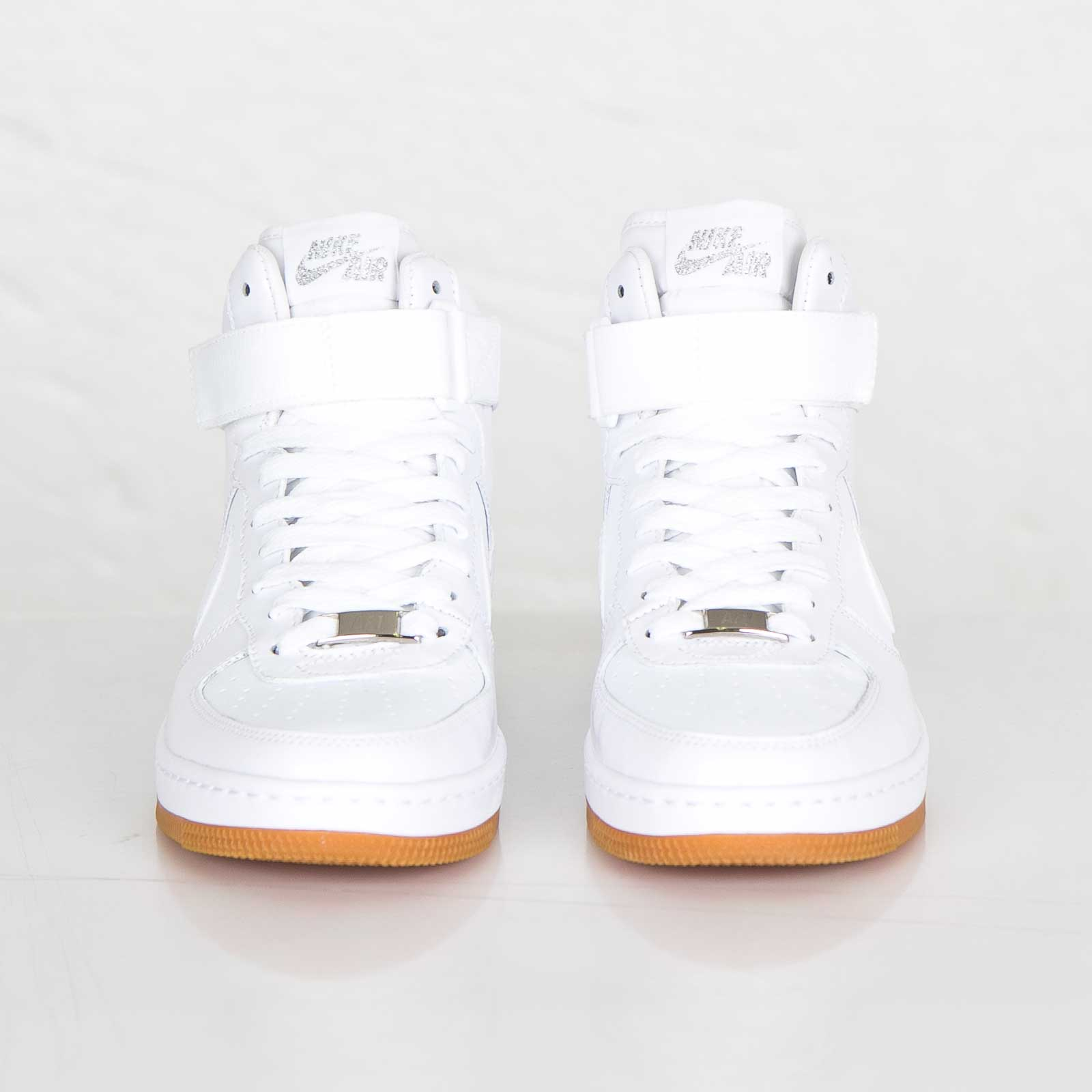 the latest 8096b 8120e Nike Wmns Air Force 1 Ultra Force Mid - 654851-100 ...