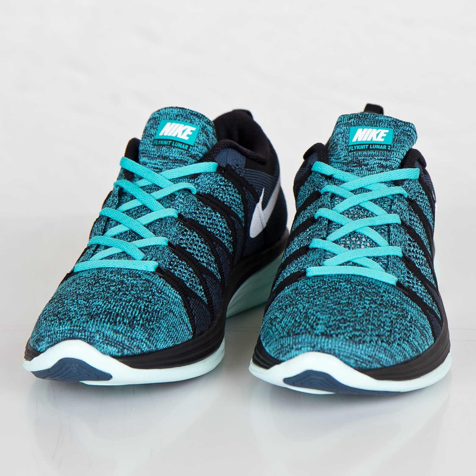 purchase cheap a4187 99ce9 Nike Flyknit Lunar 2 - 620465-004 - Sneakersnstuff   sneakers   streetwear  online since 1999