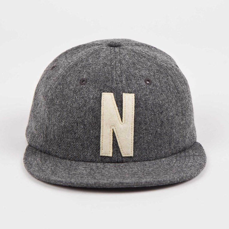 Norse Projects Wool N Flat Cap - 2