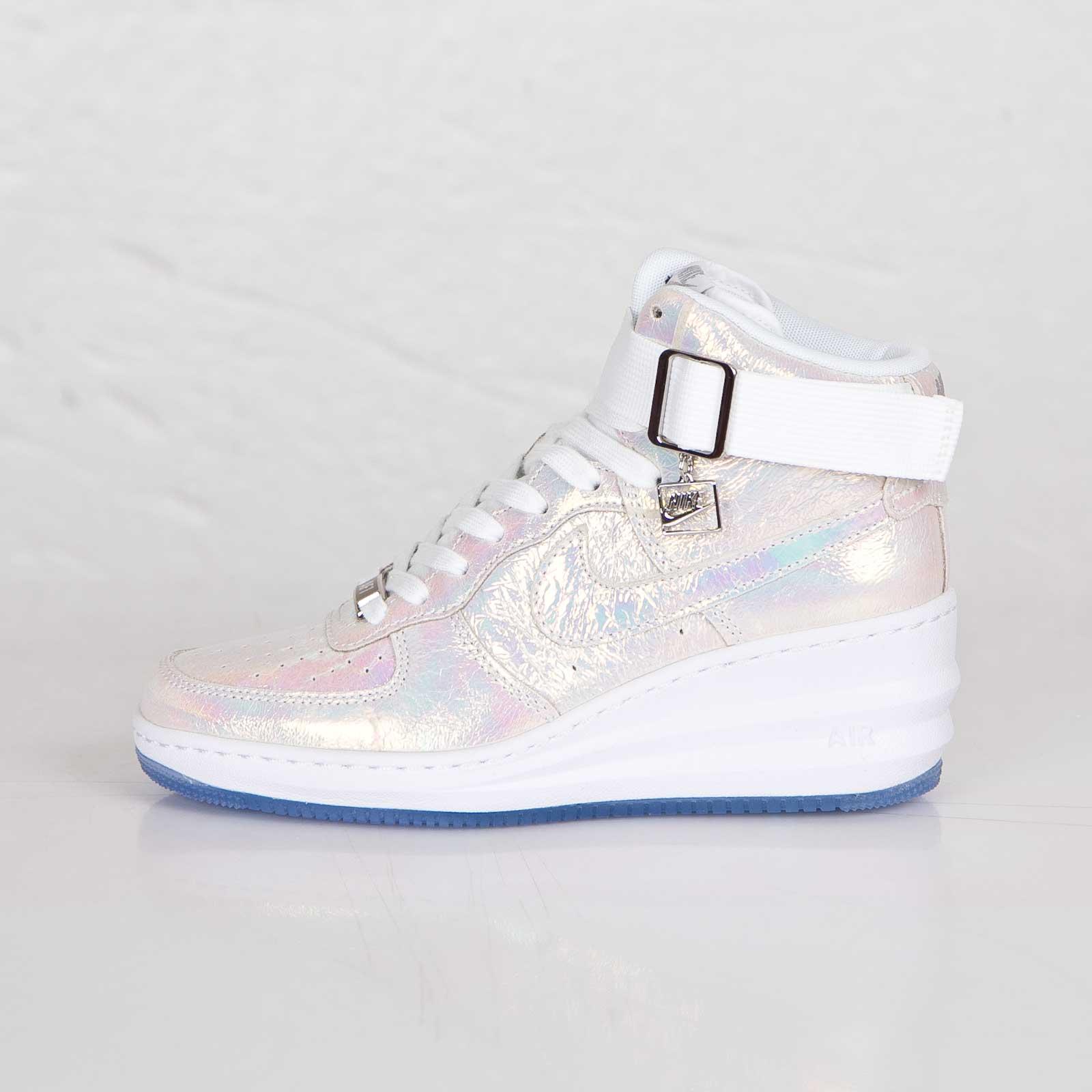 best authentic 8da79 2de0e Nike Wmns Lunar Force 1 Sky Hi Premium QS - 704518-100 - Sneakersnstuff    sneakers   streetwear online since 1999