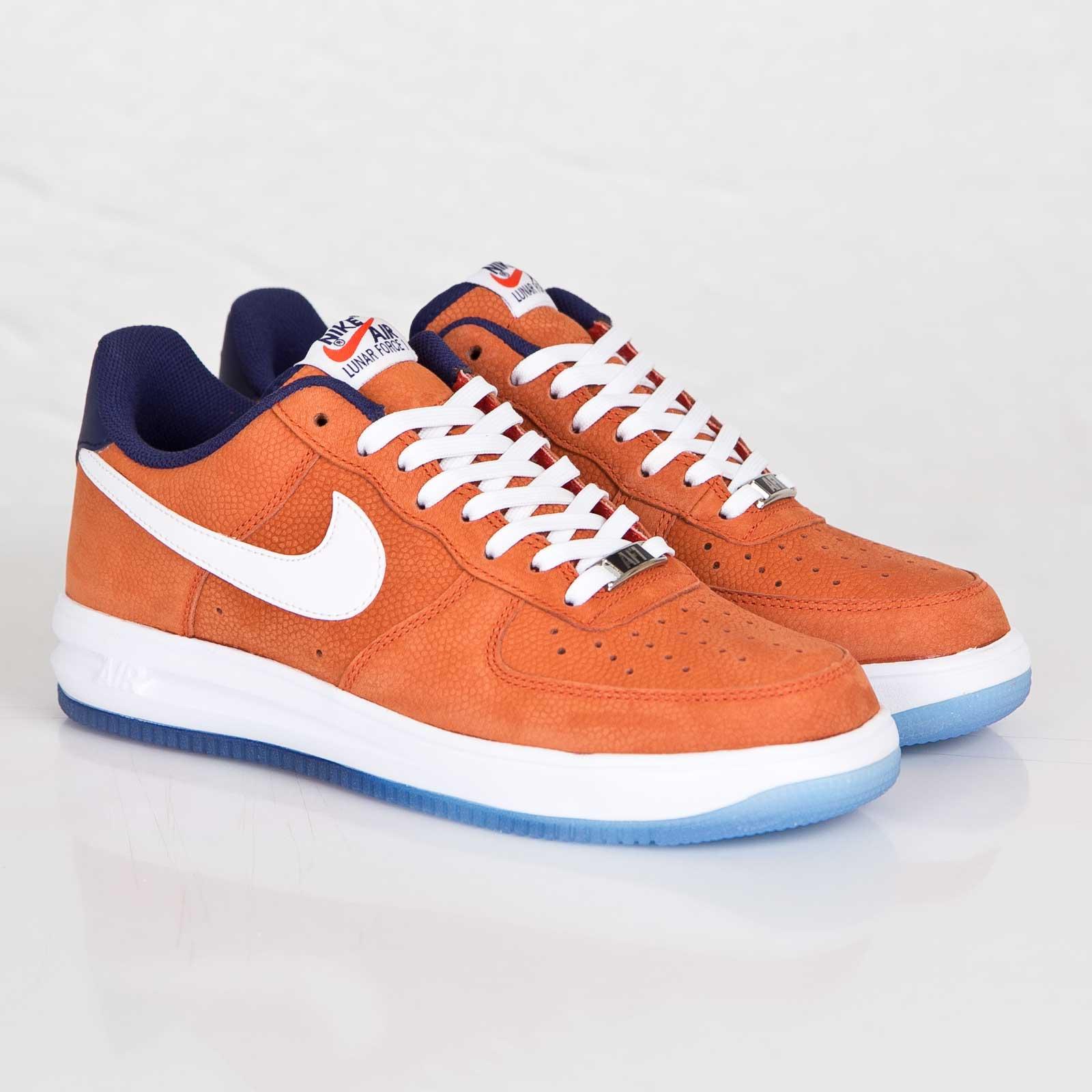 Nike Lunar Force 1 Qs (City Pack) - Sneaker Freaker