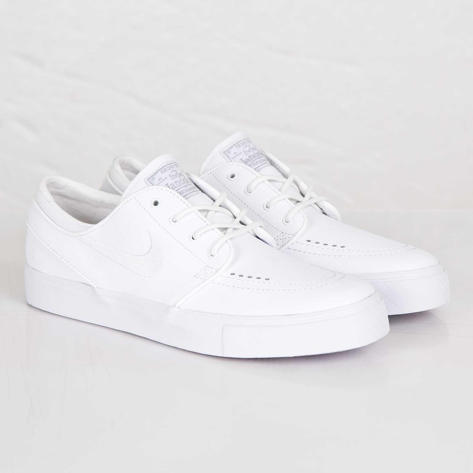 hot sale online 75024 92322 Nike Zoom Stefan Janoski Leather