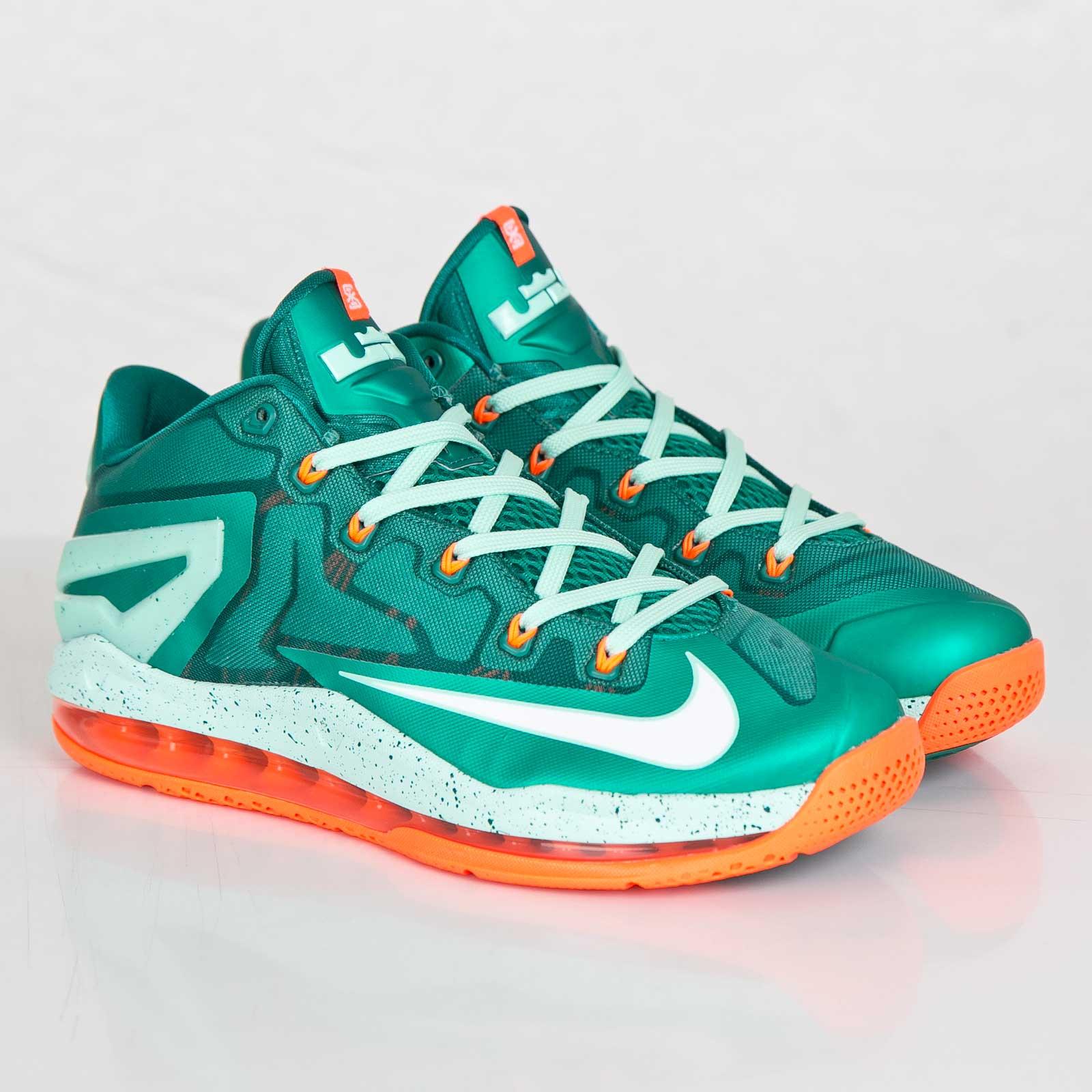 Nike Max Lebron XI Low - 642849-313