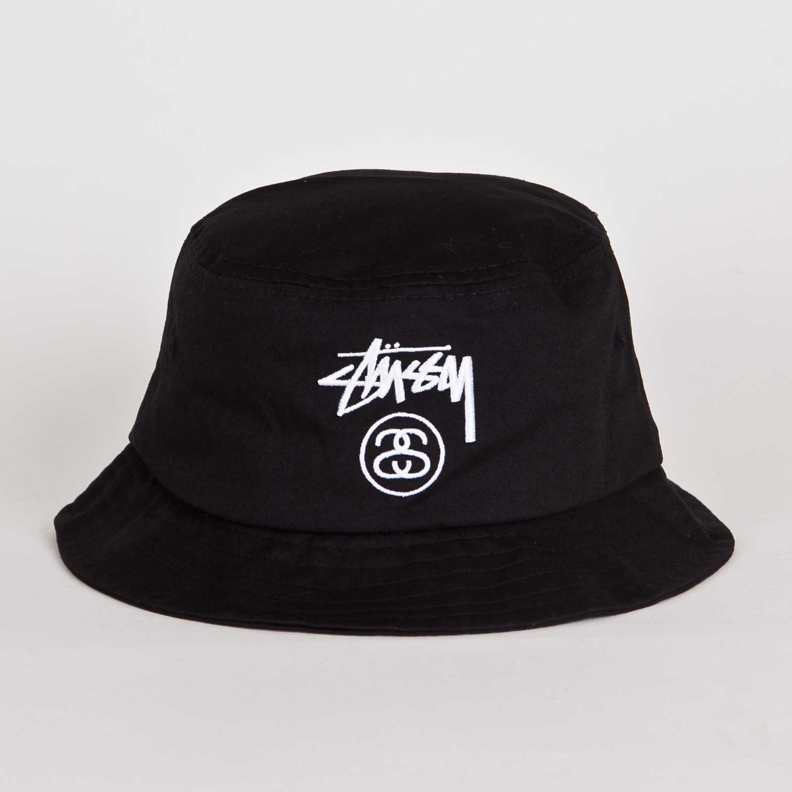 9d358a10856 Stussy Stock Lock FA14 Bucket Hat - 132589-0001 - Sneakersnstuff ...