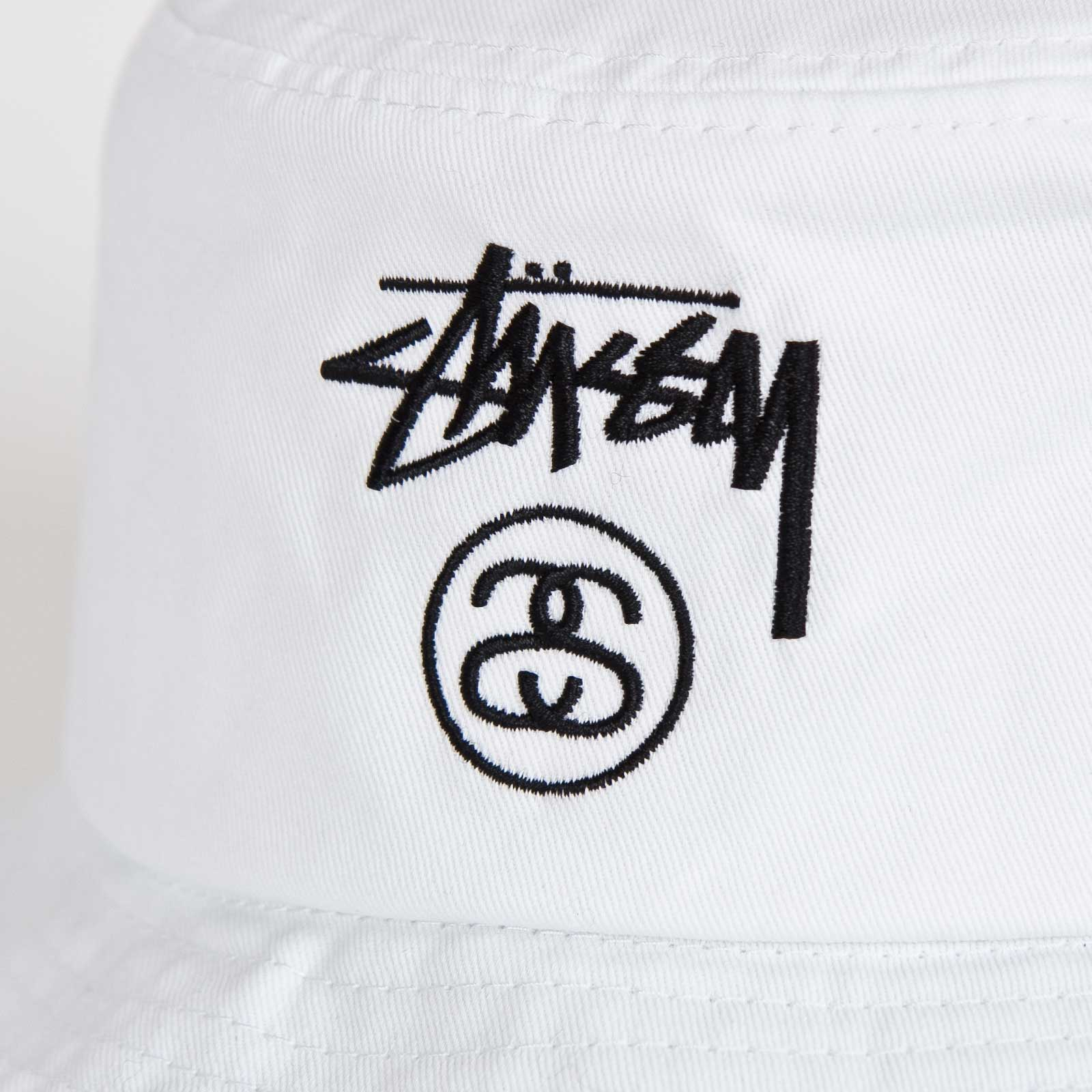 2d9056fd30e Stussy Stock Lock FA14 Bucket Hat - 132589-1201 - Sneakersnstuff ...